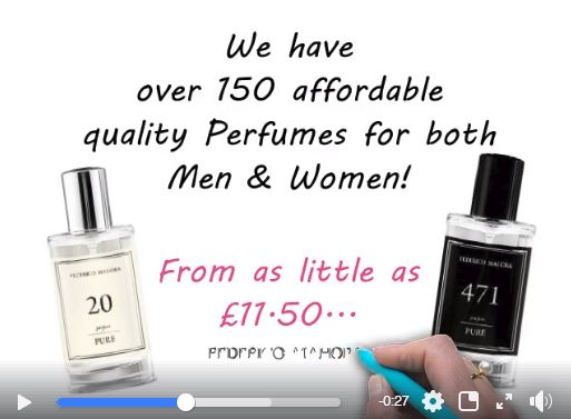 FM PROMOTIONAL VIDEO - 150 Perfumes