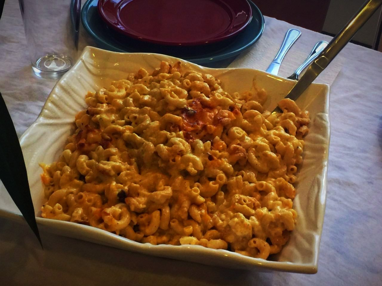 3 Cheese Baked Macaroni and Cheese