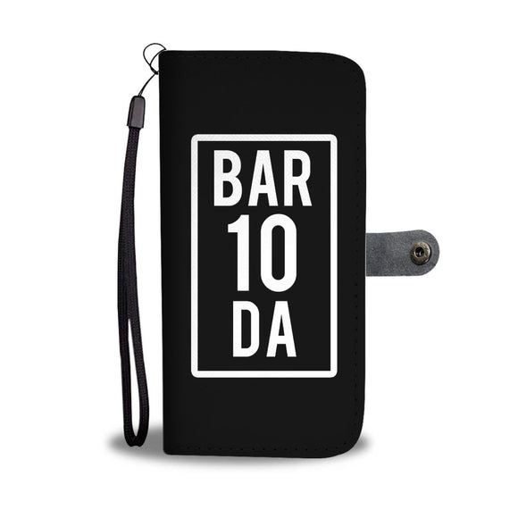Bar 10 Da Wallet Case