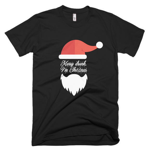 Merry drunk, I'm Christmas T Shirt