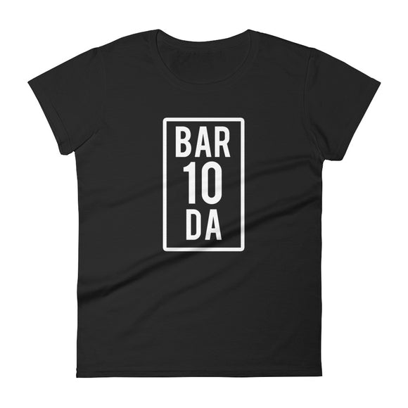 Bar 10 Da Women's T-Shirt