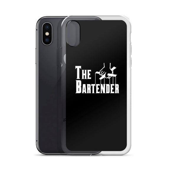 The Bartender iPhone Case