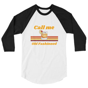 Call Me Old Fashioned 3/4 Sleeve Shirt