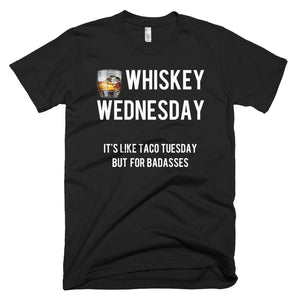 Whiskey Wednesday T-Shirt