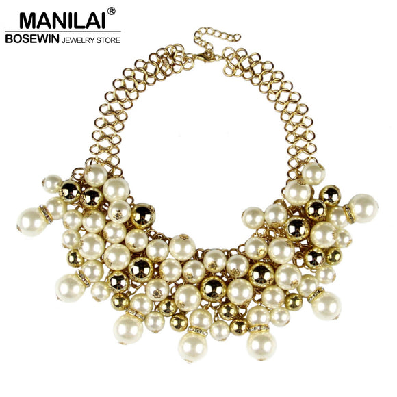 Fashion Collar Choker Statement Necklace