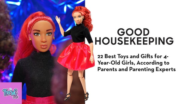 Good Housekeeping Features as Best Toys and Gifts for 4-Year-Old Girls, According to Parents and Parenting Experts