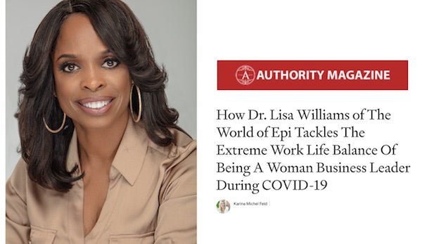 Authority Magazine Features How Dr. Lisa Balances Life & Running the The Fresh Dolls