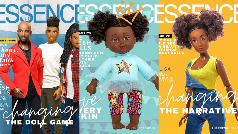 #EssenceChallenge: Our Take on this Social Media Magazine Cover Trend
