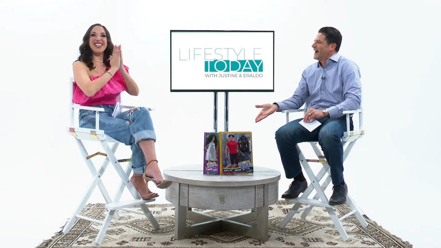 Lifestyle Today Show features the Fresh Dolls and Dr. Lisa