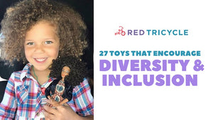 Red Tricycle Features The Fresh Dolls As Toys That Encourage Diversity & Inclusion