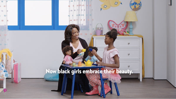 Essence features Dr. Lisa's Positively Perfect Black Dolls Walmart Black History Month Creator