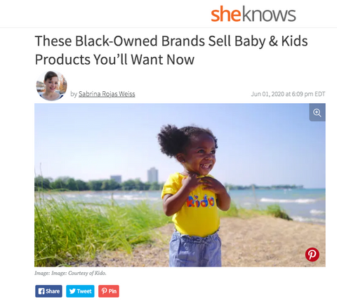 sheknows feature Support Black-Owned Businesses Shopping the fresh dolls