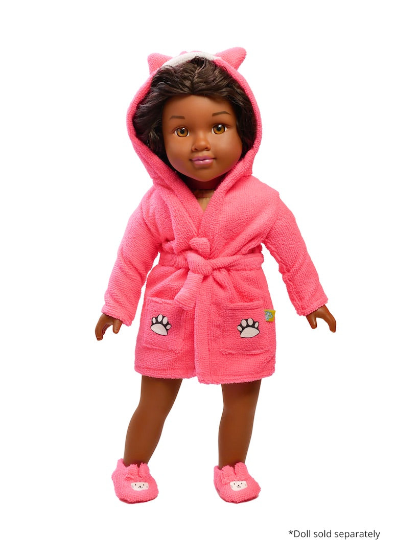 18 inch bath robe baby doll fresh dolls clothes