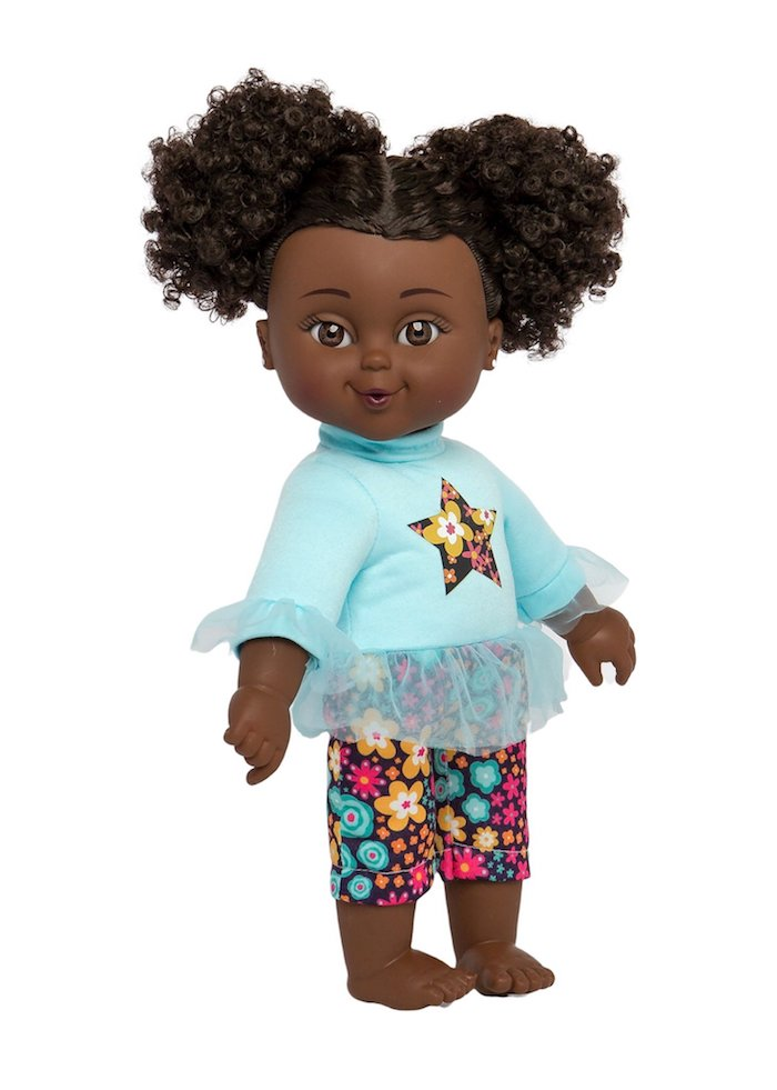 fresh doll black baby