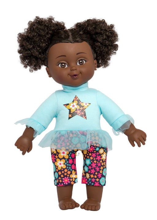 Black baby fresh doll