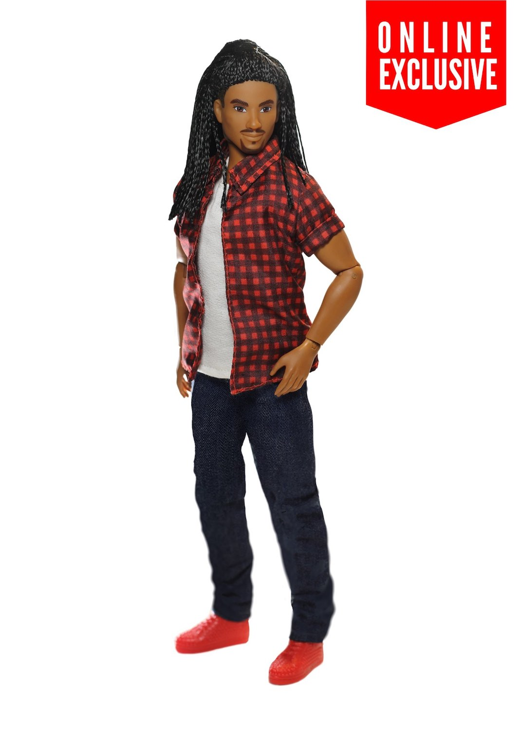 The Fresh Squad DELUXE SET Doll  - MALIK