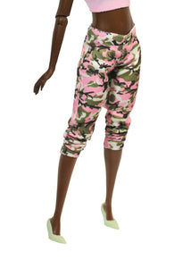 The Fresh Dolls™ Pink Camo LYNETTE Fashion Doll