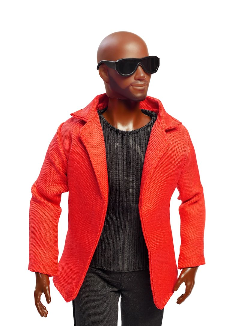anthony fresh squad male fashion doll