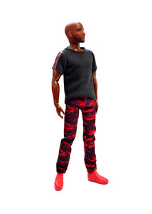 black male fashion doll clothes fresh squad dolls