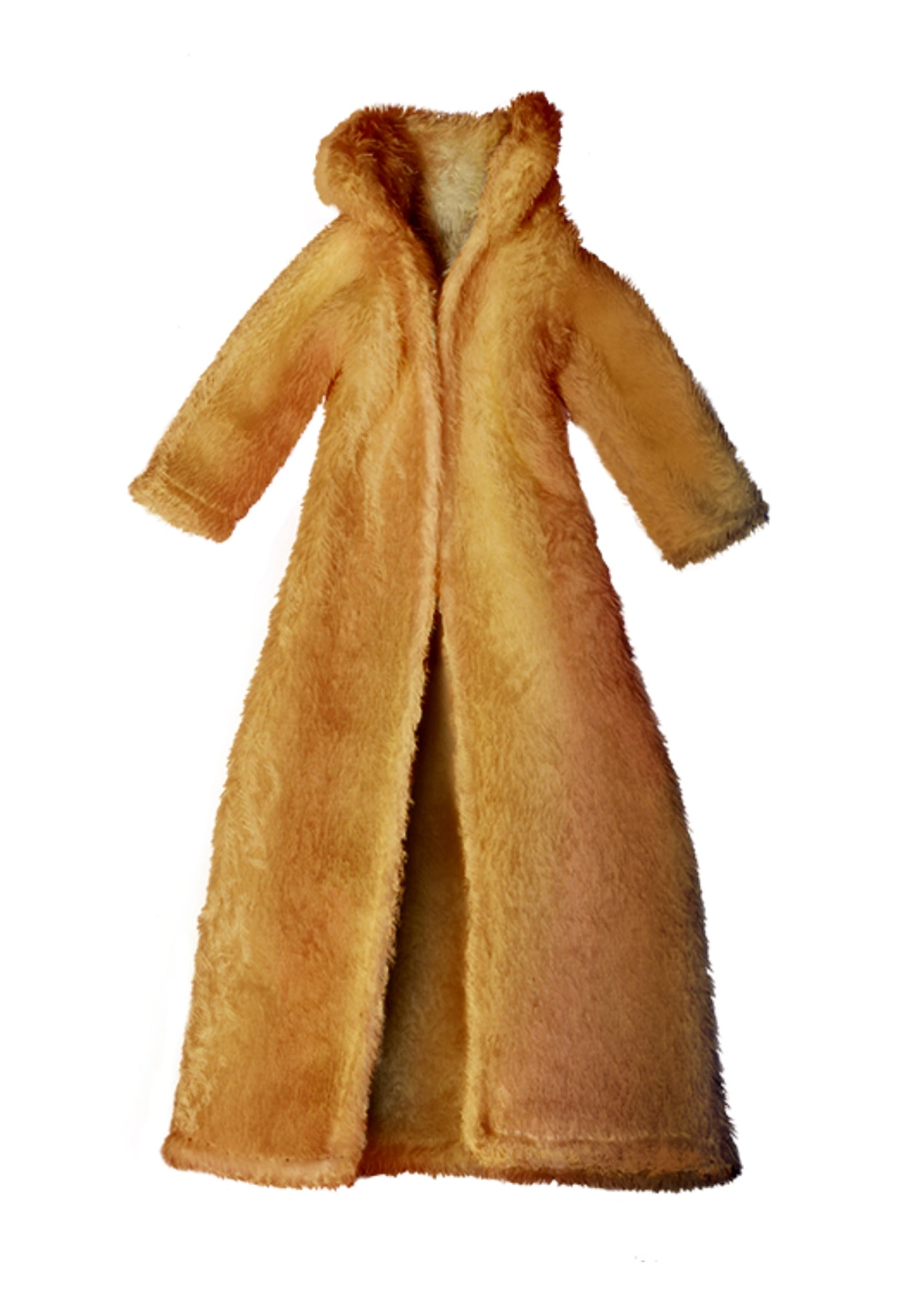 FOXY Faux Fur Coat Doll Fashion Pack
