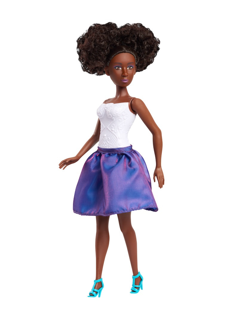 family dollar fashion doll Kacey simply fresh dolls