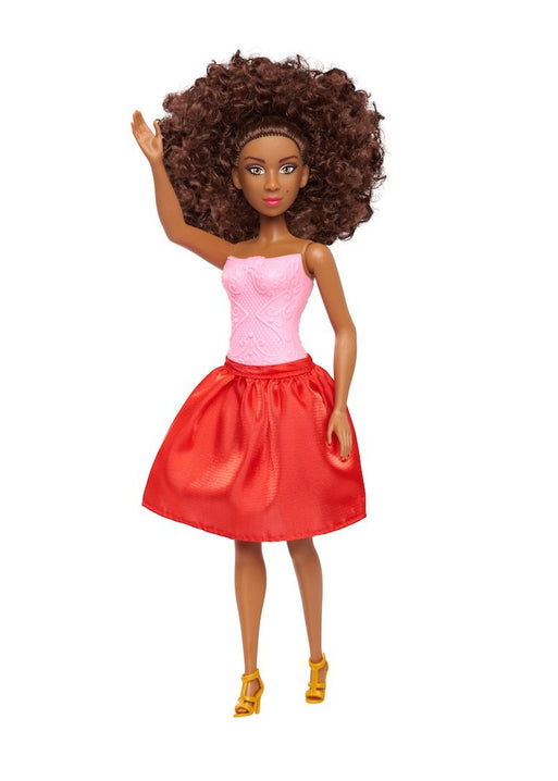 KYA Simply Fresh Dolls™ Fashion Doll