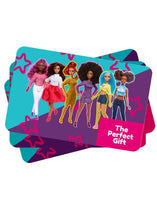 holiday gift cards for kids fresh dolls collector's gift