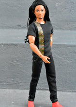 male black doll camo fashion pack clothes2