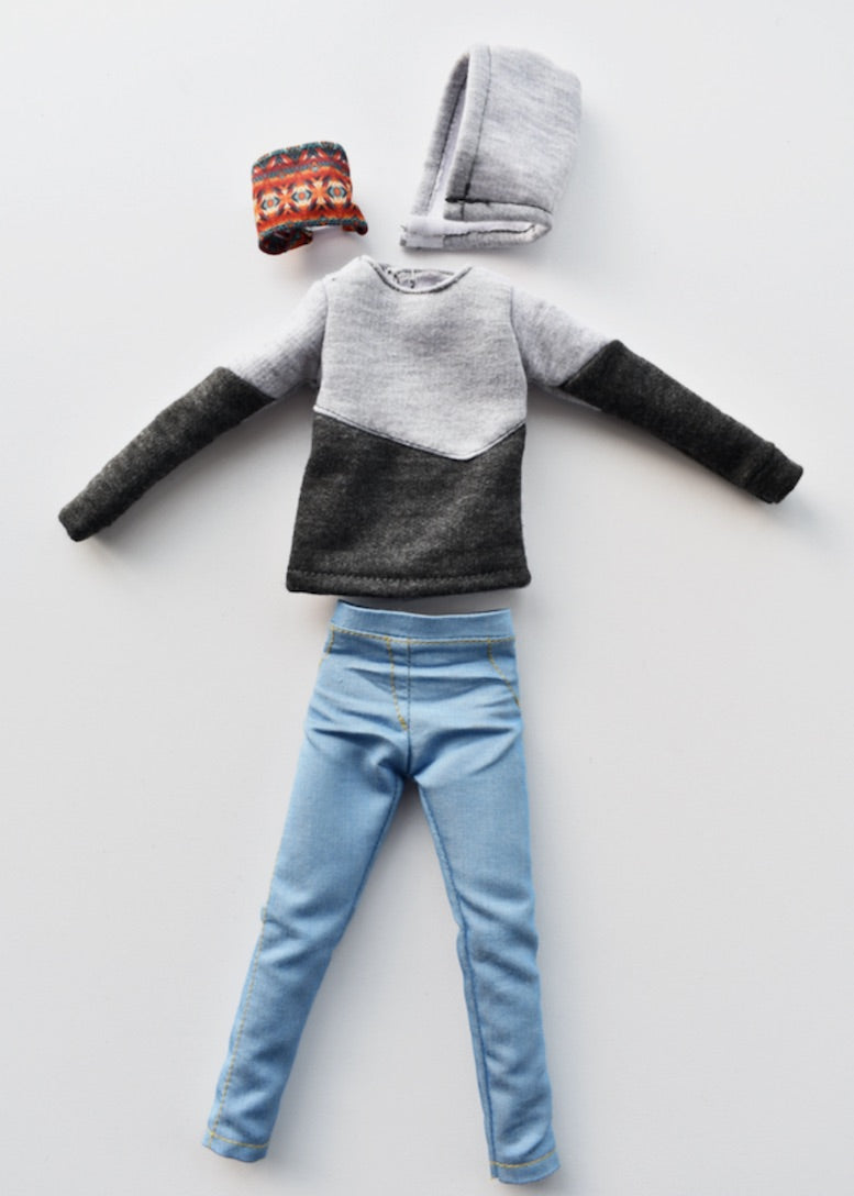 male fashion doll clothes black dolls fresh dolls