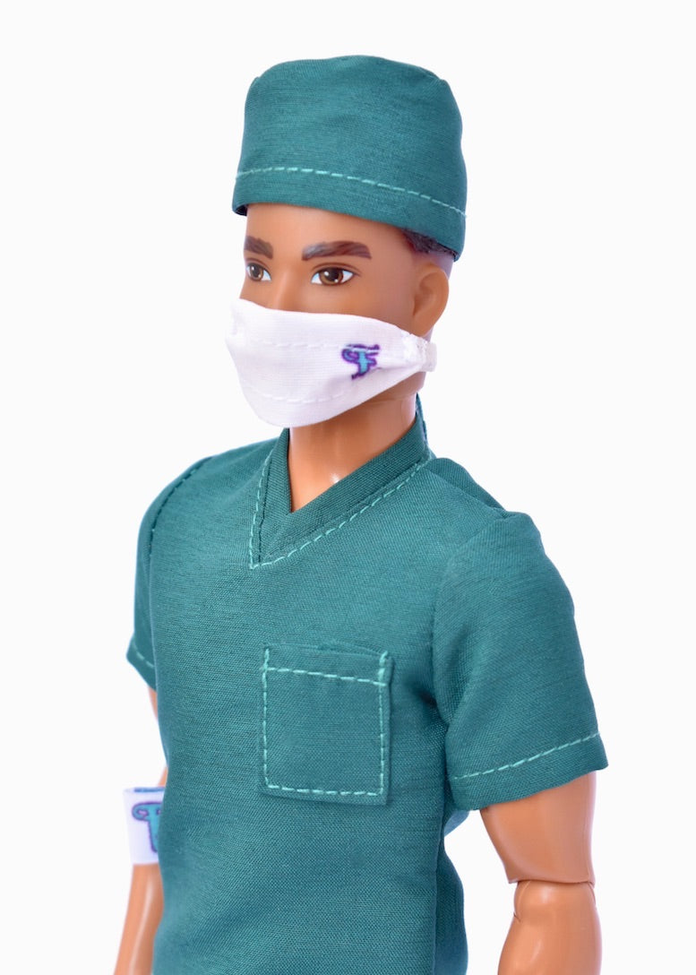 fashion doll scrubs doctor nurse scrubs fresh dolls