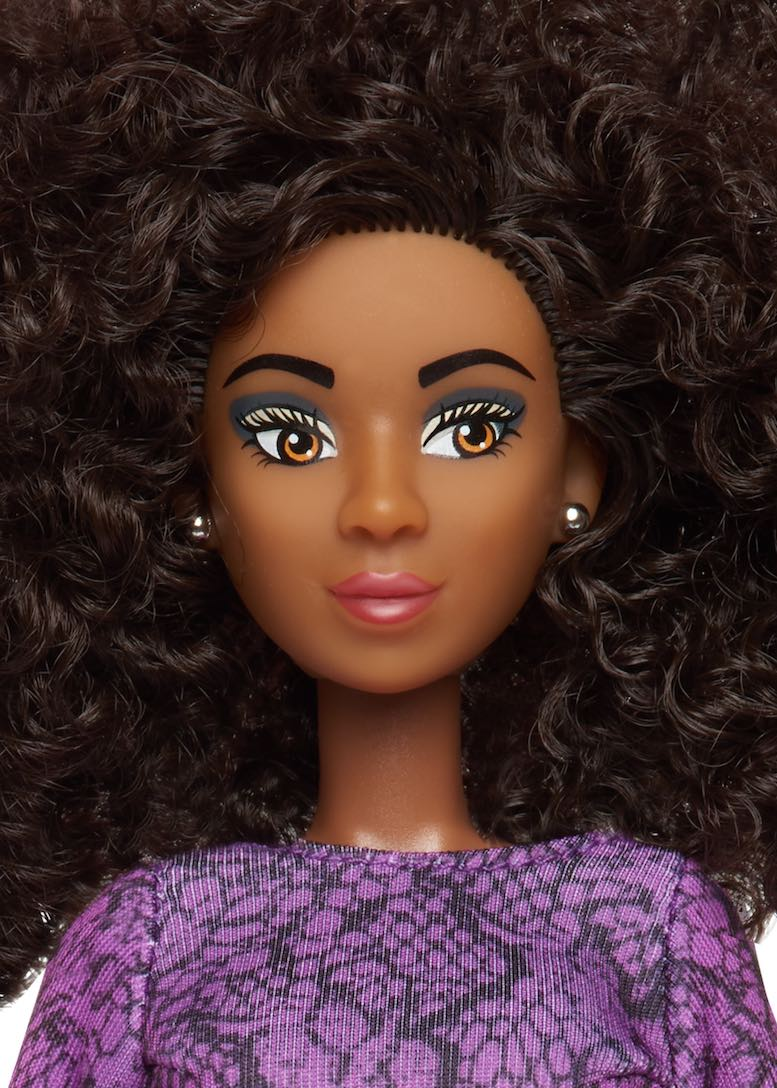 latina fashion doll mia fresh dolls biracial doll