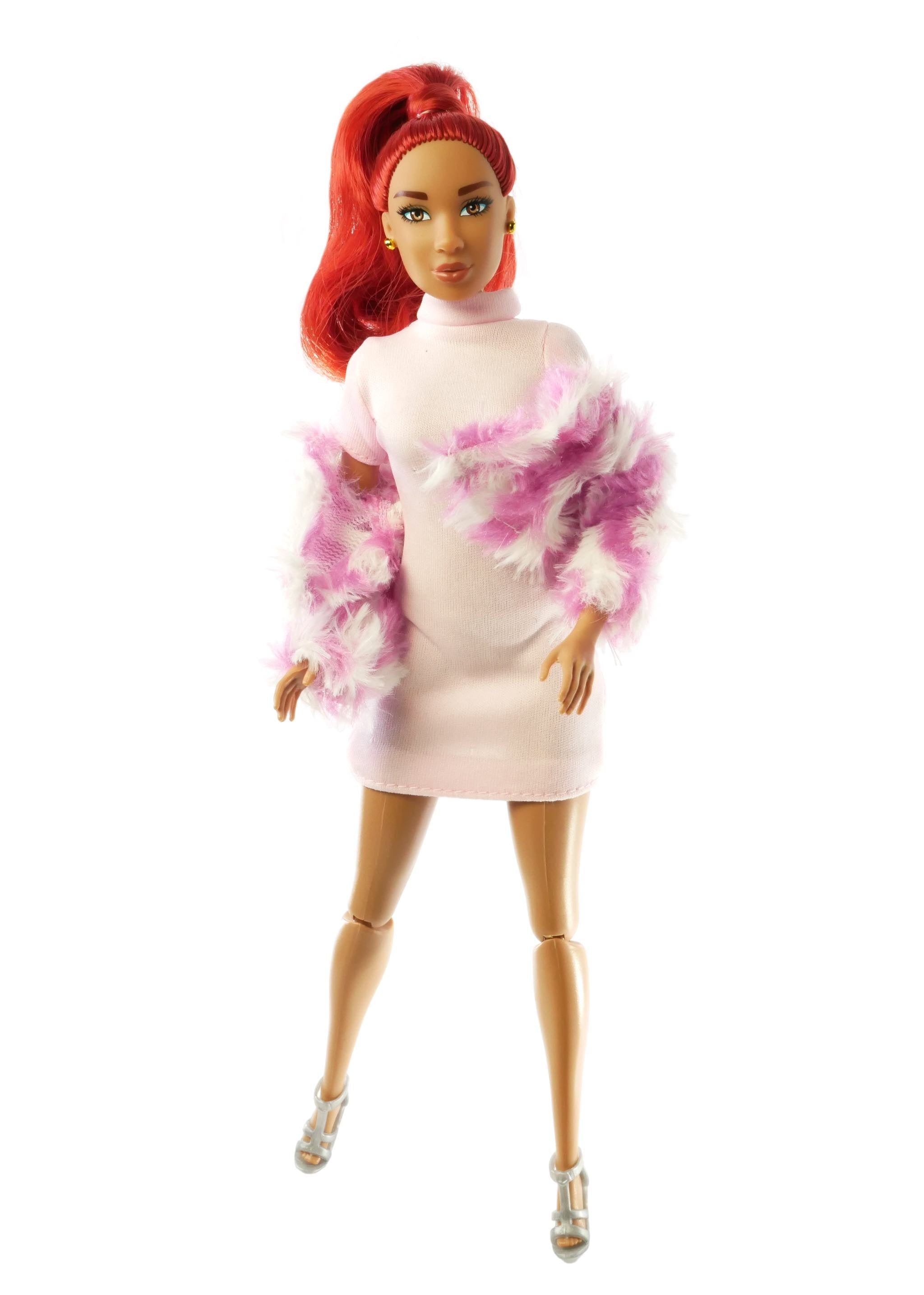 fashion doll faux fur coat fresh dolls