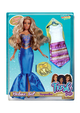 Multicultural Doll JACQUELINE Fashion Deluxe Set - The Fresh Dolls