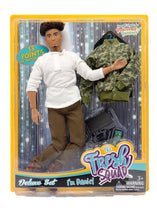 The Fresh Squad DELUXE SET Doll - DANIEL