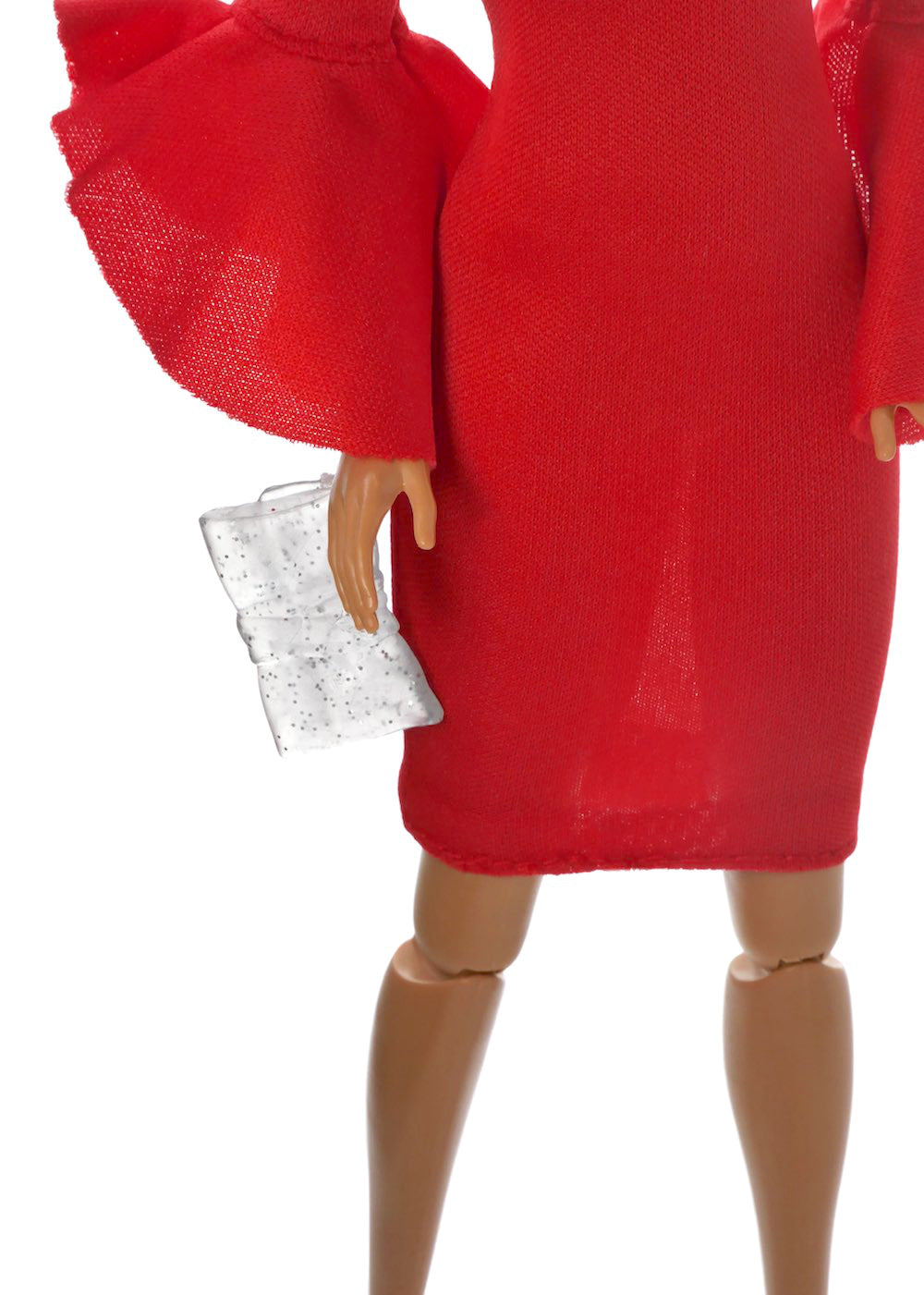 RING MY BELL Sleeve Cocktail Dress Doll Fashion Pack