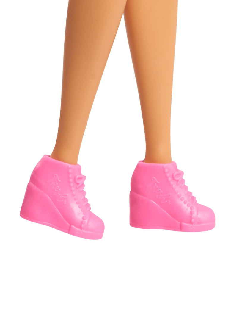 fashion doll pink sneakers accessories fresh dolls