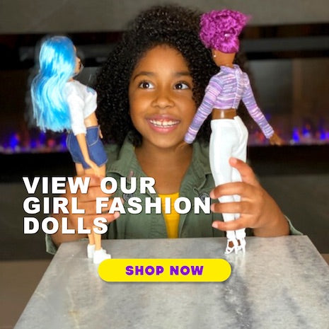 Shop our fashion dolls from The Fresh Dolls! Perfect for all Doll Collectors!