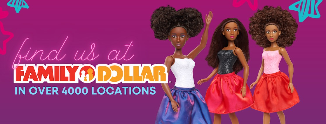 Shop our new Holiday doll arrivals for kids.