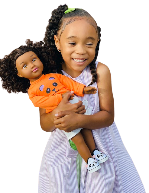 Read our Positively Perfect Doll reviews of our Black Baby Dolls