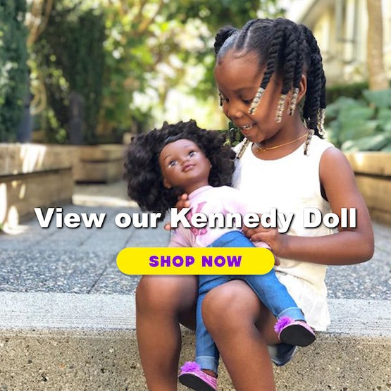 Dolls for all beautiful shades of children of color