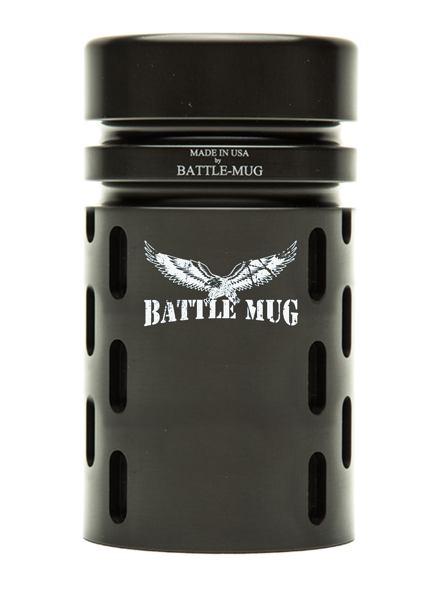 Battle Mug High Ball glass with customized logo