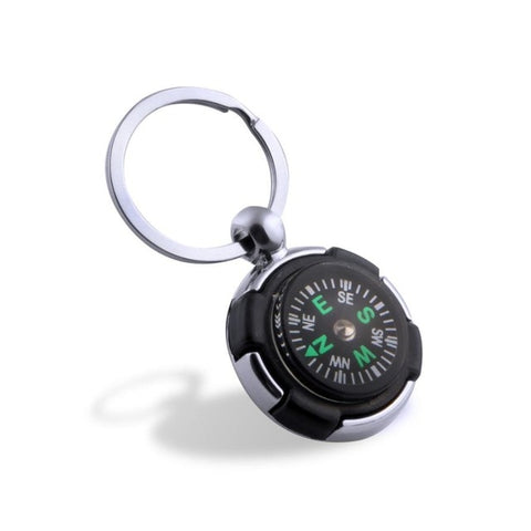 Portable Keychain Compass - Outdoor gear