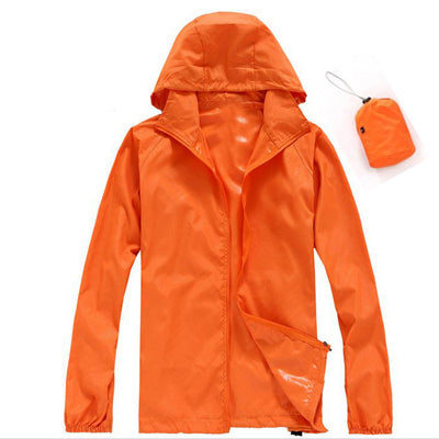 Prestige Portable Rain Jacket - Outdoor gear