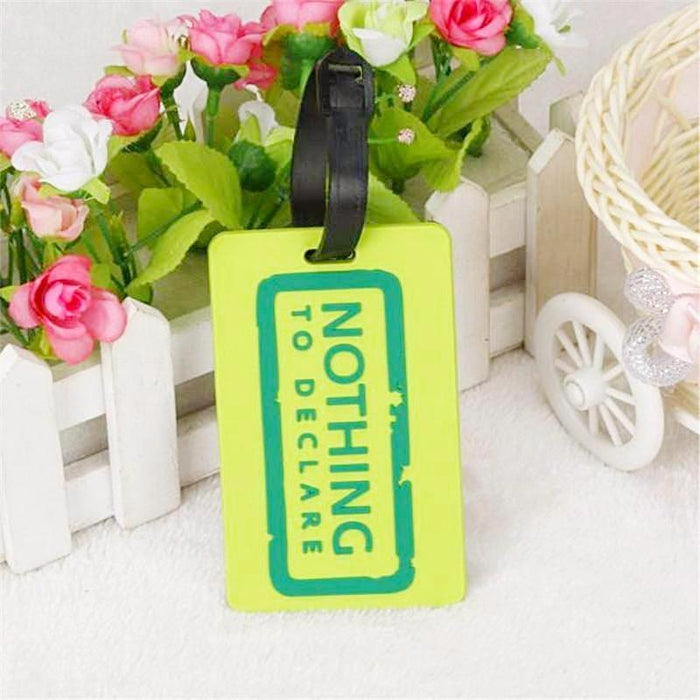 Cool Luggage Tags Identifier