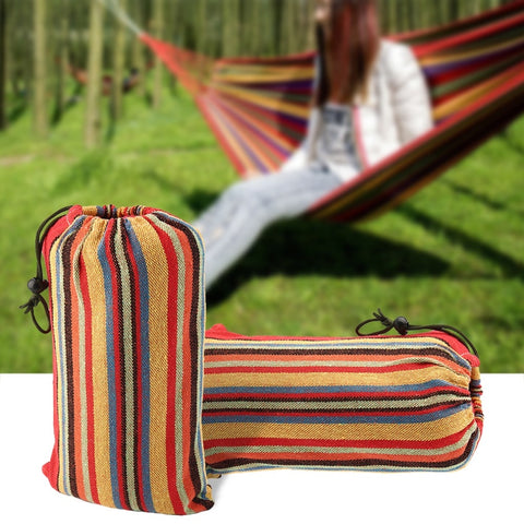Hippy Canvas Hammock - Outdoor gear