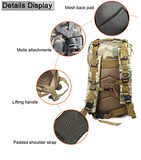 Tactical 25L Army Backpack - Outdoor gear