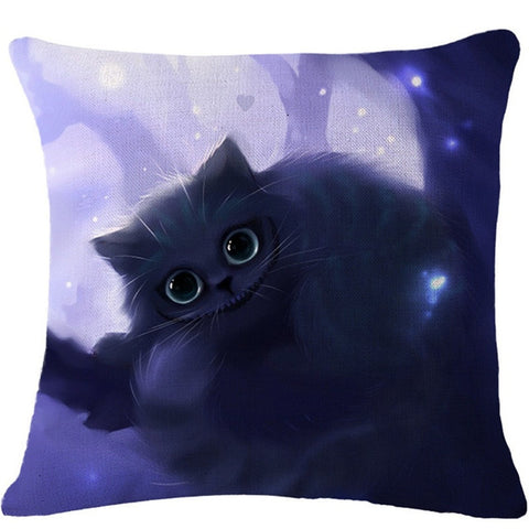 Fantasy Cat Pillowcase Collection