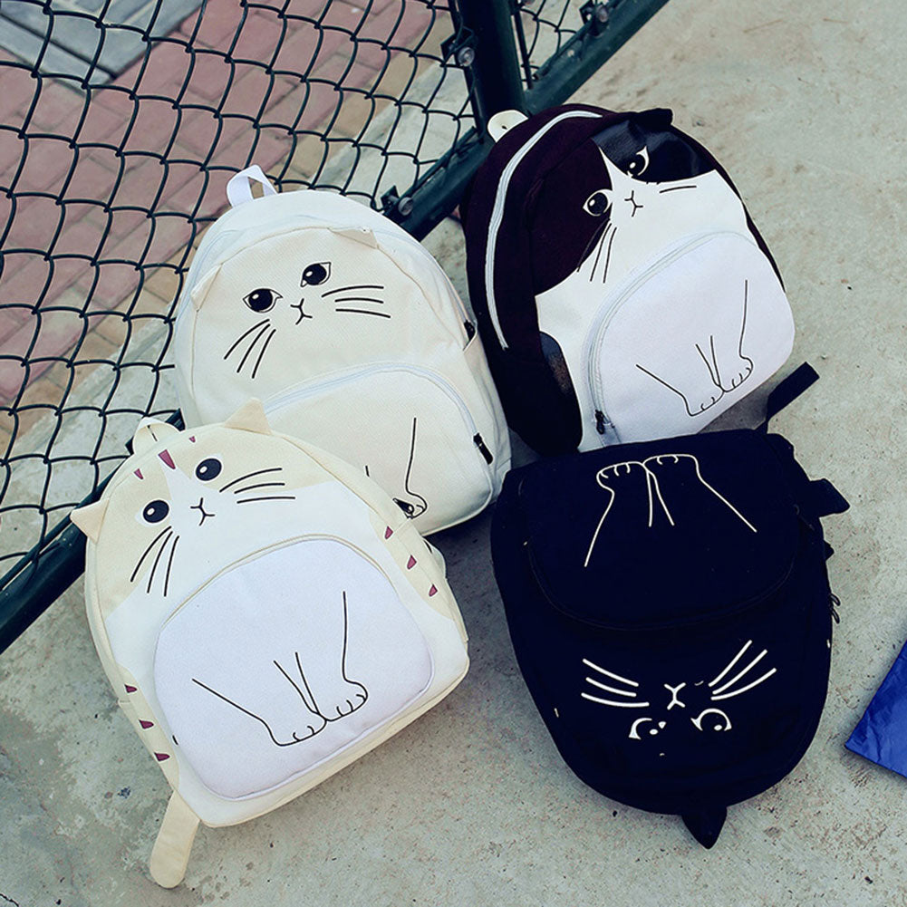 Cat Shaped Backpacks