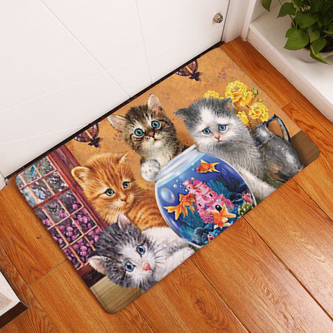 Americana Cat Mat Collection