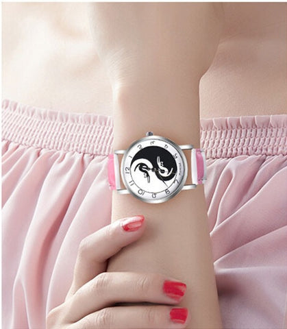 Zen Cats Wristwatch